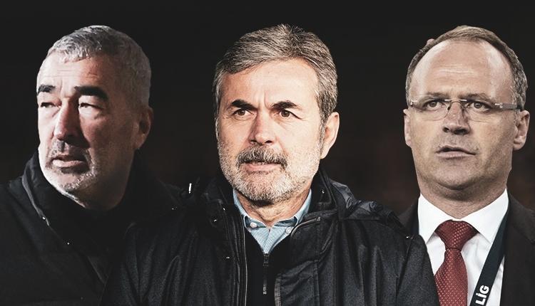 Süper Lig'e teknik direktör dayanmıyor!
