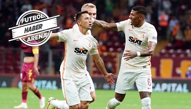Süper Lig'in 8 haftasında geri dönüşlere Galatasaray damgası