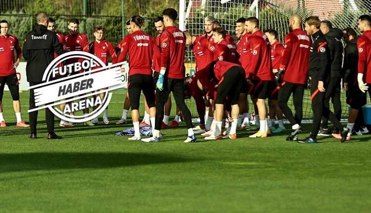 Türkiye - Norveç maçı 11'leri