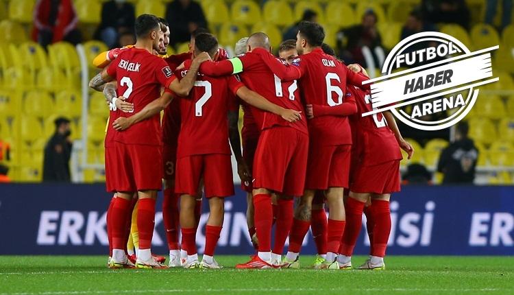 Türkiye'nin kalan maçları ve grupta puan durumu