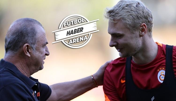 Victor Nelsson, Galatasaray'a övgüler:
