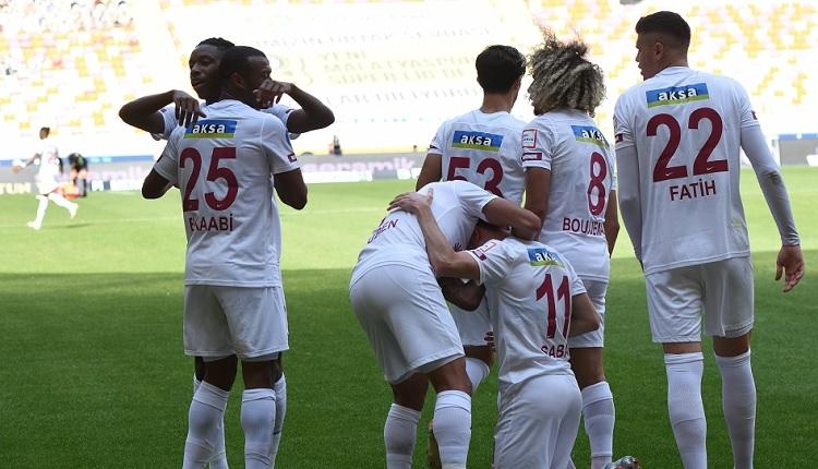 Yeni Malatyaspor 0-2 Hatayspor maç özeti ve golleri İZLE