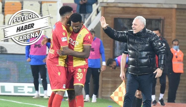 Yeni Malatyaspor 2-1 Altay maç özeti ve golleri (İZLE)