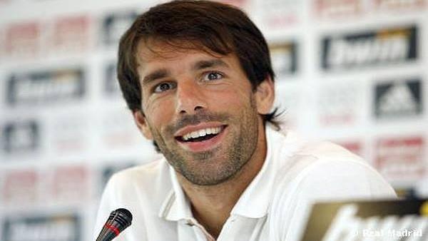 Van Nistelrooy'un tur sevinci