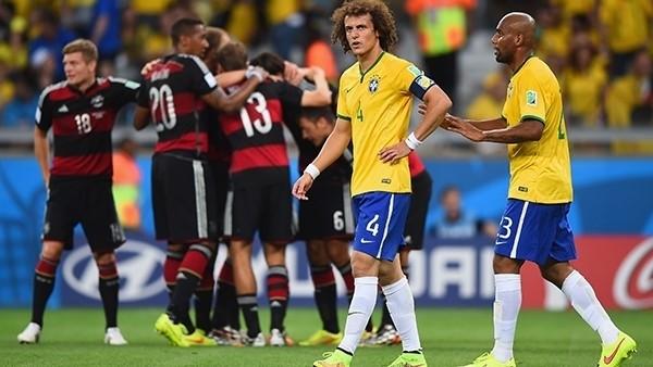 Brezilya 1-7 Almanya | Maç Özeti