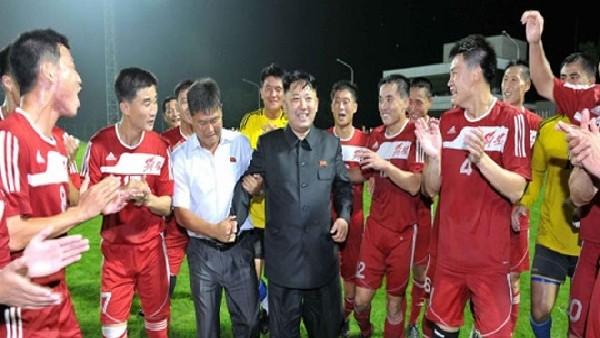 Kuzey Kore Dünya Kupası finalinde!