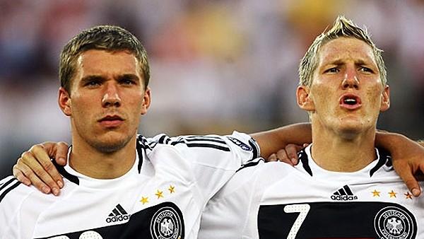 Alman yıldızlar şoke etti!