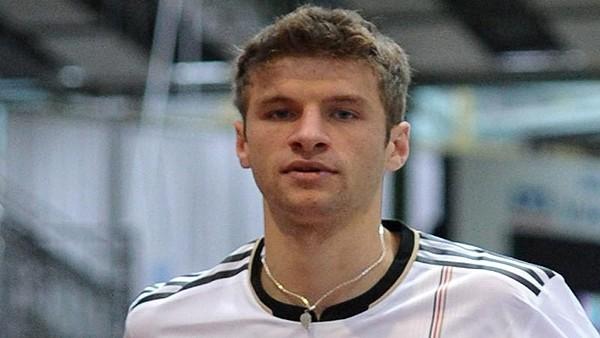 Müller'in çılgın dansı!