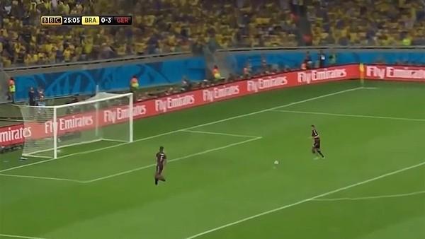 Brezilya'yı gerçekten sahadan sildiler!