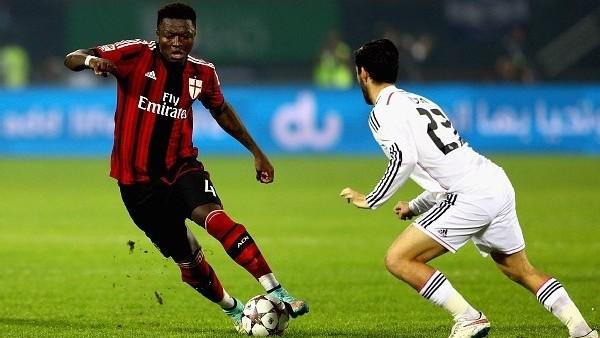 Milan 4-2 Real Madrid - Maç Özeti (30.12.2014)