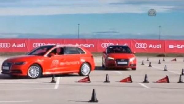 Real Madridli futbolcular, Audi'lerini aldı