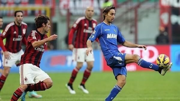Milan 1-2 Sassuolo - Maç Özeti (6.1.2015)