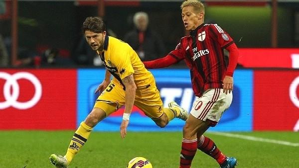 Milan 3-1 Parma - Maç Özeti (1.2.2015)