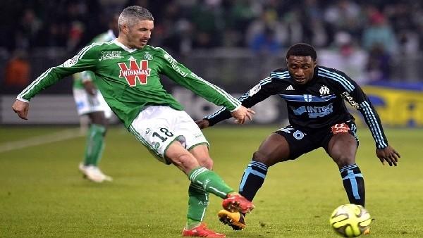 Saint Etienne 2-2 Marsilya - Maç Özeti (22.2.2015)