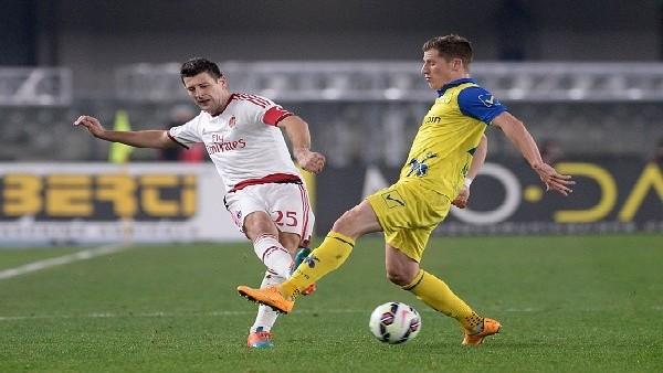 Chievo 0-0 Milan - Maç Özeti (28.2.2015)