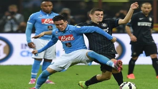 Napoli 2-2 Inter - Maç Özeti (8.3.2015)