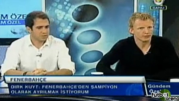 Dirk Kuyt'tan saldırı açıklaması