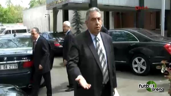 Mahmut Uslu, Milli Eğitim Bakanı ile görüştü