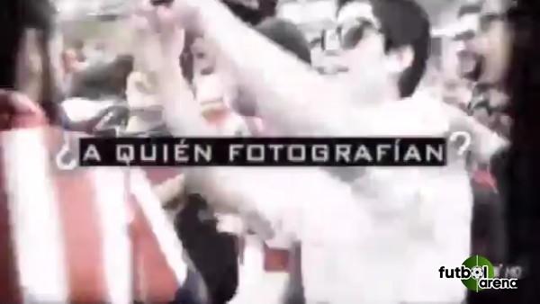 Calderon'da Ujfalusi izdihamı