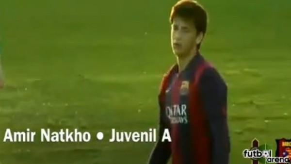 İşte Barça'nın yeni Messi'si