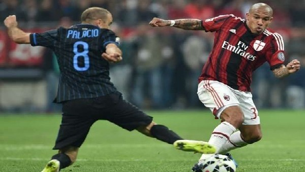 Inter 0-0 Milan - Maç Özeti (19.4.2015)