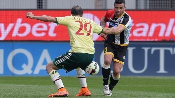 Udinese 2-1 Milan - Maç Özeti (25.4.2015)