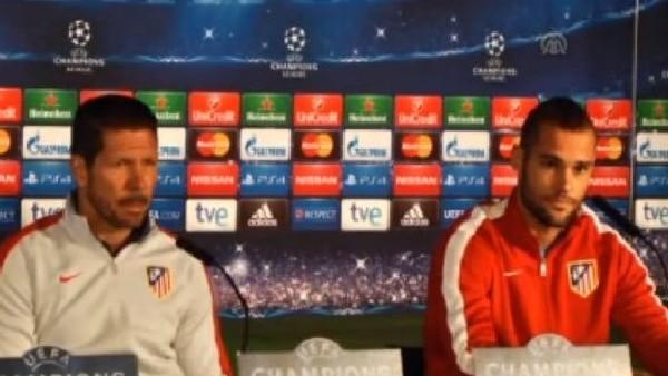 Diego Simeone: 'Tempolu bir maç bekliyorum'