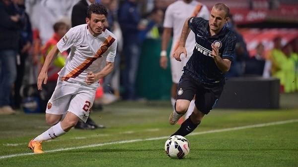 Inter 2-1 Roma - Maç Özeti (25.4.2015)