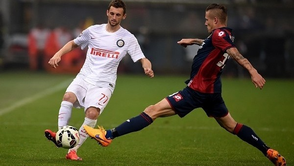 Genoa 3-2 Inter - Maç Özeti (23.5.2015)