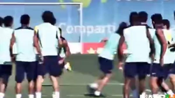 Alexis Sanchez'in Barça günleri
