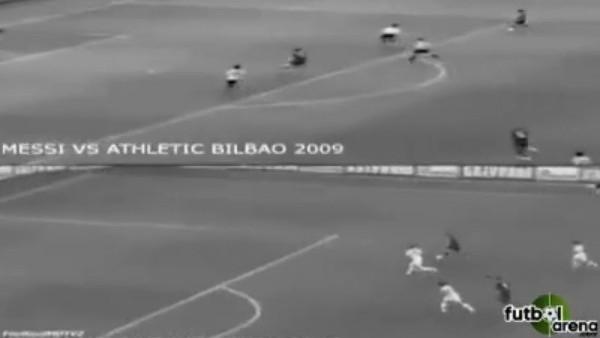Messi'den 6 yıl sona aynı gol