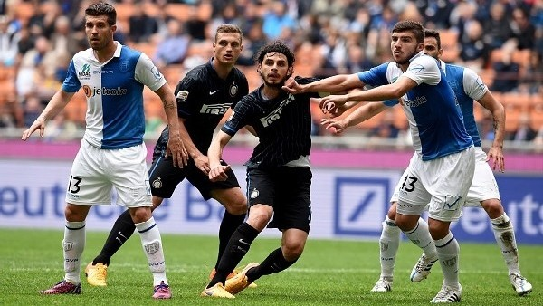 Inter 0-0 Chievo - Maç Özeti (3.5.2015)