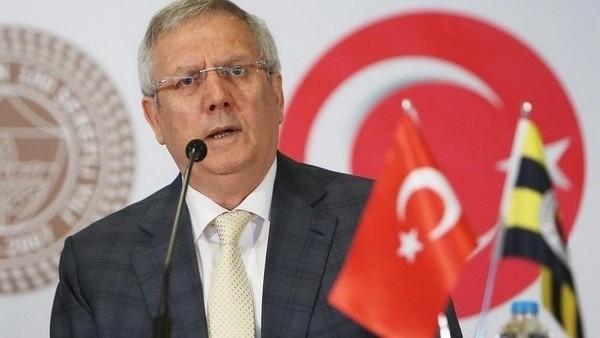 Aziz Yıldırım: 'Fenerbahçe siyaset üstüdür'