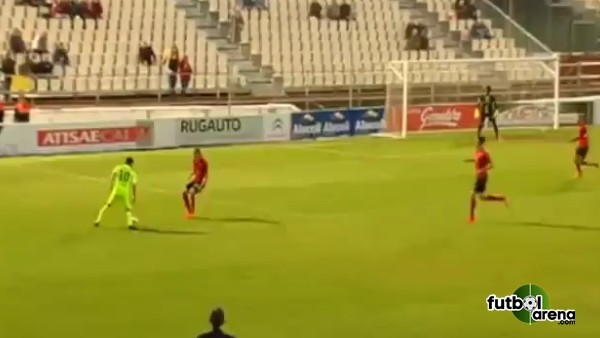 Halilovic gollerine devam ediyor