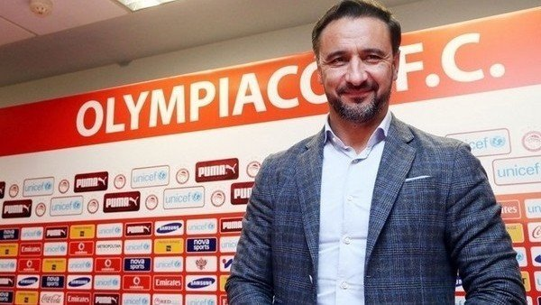 Vitor Pereira'nın ilk antrenmanı