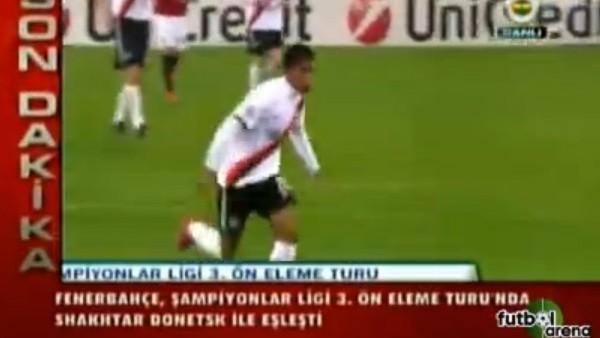 İşte Fenerbahçe'nin rakibi Shakhtar Donetsk!
