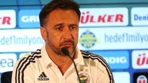 Vitor Pereira: 'Gruplara kalmak istiyoruz'