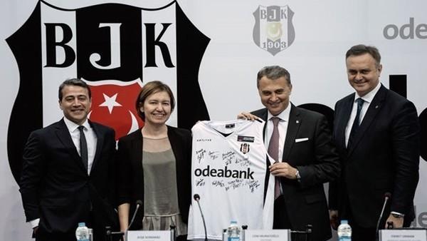 Beşiktaş kadın basketbol takımına yeni sponsor