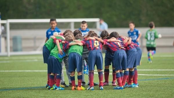 Barça gençleri mest etti