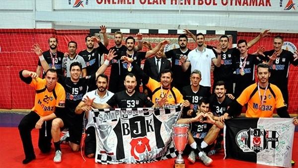 Beşiktaş Mogaz 2015-16 Sezonuna Başlıyor