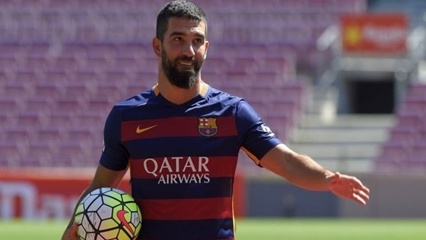 Arda, Barcelona forması ile Real'e ilk golünü attı