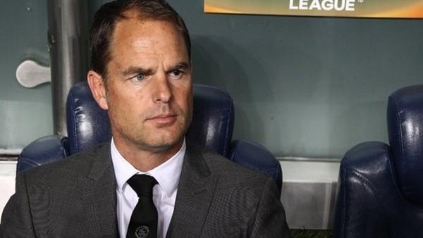De Boer: 'Hata yapma şansımız kalmadı'