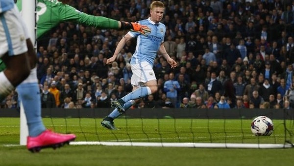 Manchester City 5-1 Crystal Palace - Maç Özei (28.10.2015)