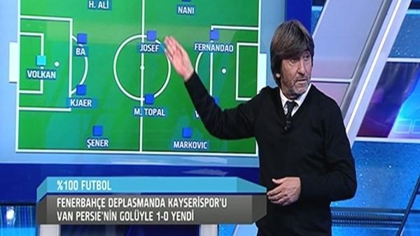 Rıdvan Dilmen: 'Fenerbahçe'ye bu futbol yakışmadı'