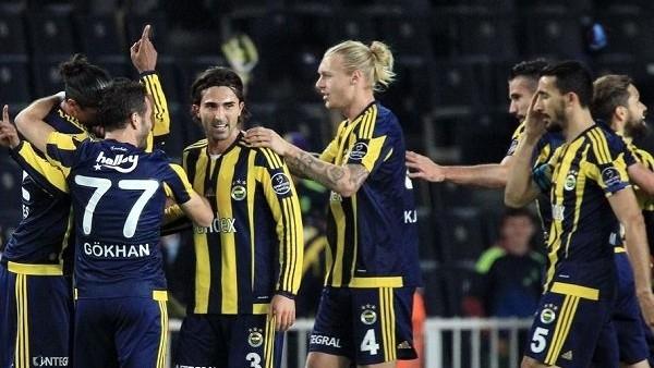 Fenerbahçe 2-0 Trabzonspor - Maç Özeti (30 Kasım 2015)