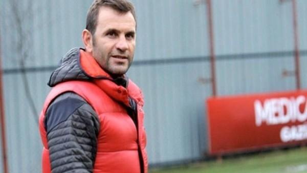 Okan Buruk: 'Hedefimiz Fenerbahçe maçını kazanmak'
