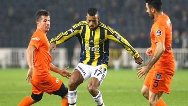 Fenerbahçe 1-0 Başakşehir - Maç Özeti (13.12.2015)