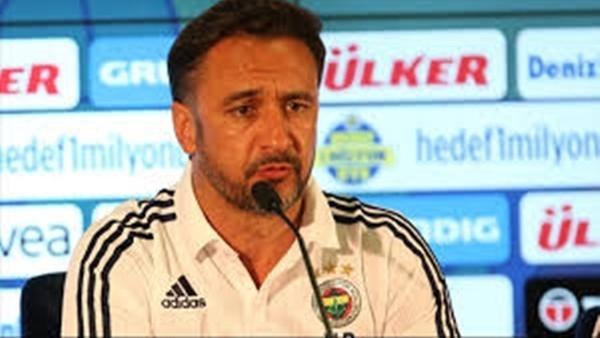 Vitor Pereira'dan Cüneyt Çakır'a övgü