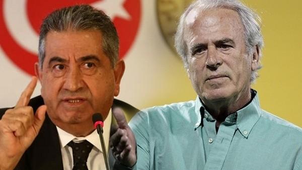 Mahmut Uslu'dan Mustafa Denizli göndermesi