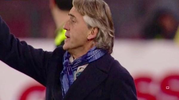 Roberto Mancini çıldırdı!